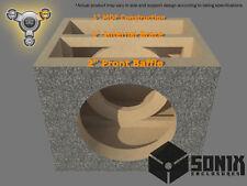 STAGE 3 - SEALED SUBWOOFER MDF ENCLOSURE FOR KENWOOD WPS1300 SUB BOX
