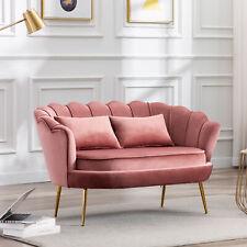 2-Sitzer-Sofa Polstersofa Loungesofa Doppelcouch Sitzmöbel Sofagarnitur Couch DE