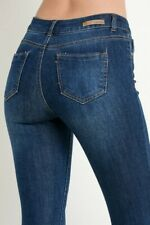 High Waist Ankle Skinny Jean's