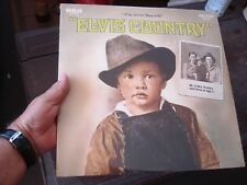 Elvis Presley 'Elvis Country' I'm 10,000 Years Old Sealed New LSP 4460 near mint