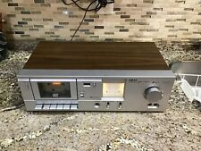 New ListingAkai Stereo Cassette Deck Model Cs-M3 Vintage in an Excellent condition