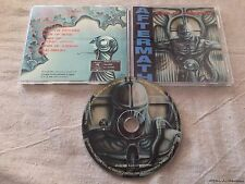 Aftermath - Eyes Of Tomorrow CD 1998 (BLRCD-006)