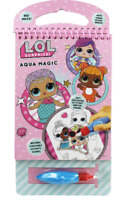 LOL Surprise Aqua Magic Water Painting Reusable Activity Set Artist Pad 3077
