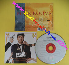 CD SOUNDTRACK Four Rooms 7559 61861-2 GERMANY 1995 no dvd vhs(OST4)