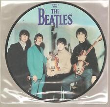 """THE BEATLES """"Ticket To Ride"""" 2 Track Picture 7"""" Vinyl Single"""