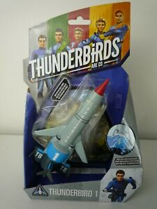 THUNDERBIRDS ARE GO THUNDERBIRD 1 WITH ACTION & RESCUE SOUNDS VIVID TOYS SEALED