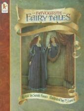 Favourite Fairy Tales by Hayes, Sarah Paperback Book The Fast Free Shipping