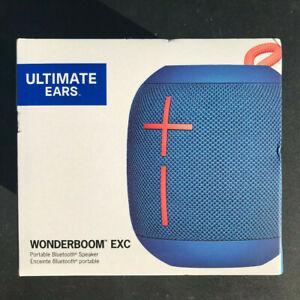 Ultimate Ears WONDERBOOM EXC Portable Bluetooth Speaker - Blue