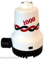 TruePower Marine Boat 1000 GPH Bilge Pump