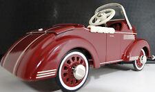 Buick Pedal Car 1940s Roadmaster Rare Vintage Classic Sport Metal Midget Model