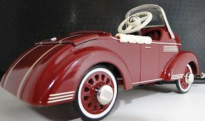 Art Deco Antique Vintage Mid-Century Modernism Modern Buick Concept Race Car