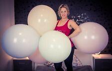 """1 x Unique 24"""" Riesenluftballon in Macaron-Farben / macaron-colors"""
