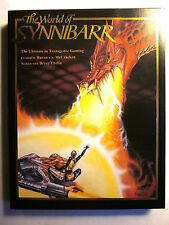 The WORLD Of SYNNIBARR Fantasy/Sci-Fi Roleplaying Game (1993/476 Pages/NEW/9.4+)