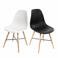Wooden Modern Chairs with 1 Pieces
