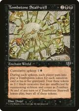 Tombstone Stairwell Mirage NM Black Rare MAGIC THE GATHERING MTG CARD ABUGames