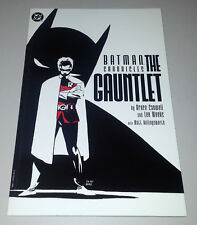 BATMAN CHRONICLES: THE GAUNTLET  (DC 1997 GN SC ~ ROBIN ~ Canwell / Weeks)