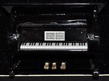 PIANO MAGNET UPRIGHT PIANO FRIDGE MAGNET MUSIC REFRIDGERATOR MAGNET
