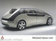 PRESS - FOTO/PHOTO/PICTURE - MITSUBISHI SPACE LINER