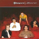 BOYZONE - Different beat (A) - CD Album