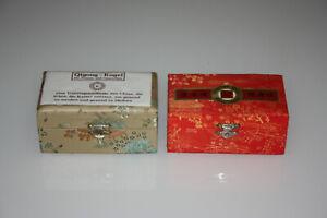 2x QI Gong-Kugeln China Klangkugeln Meditation inkl. Box