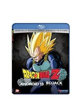 DragonBall Z: Super Android 13/Bojack Unbound (Blu-ray New)