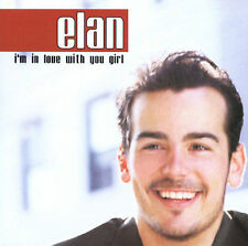 ELAN (ELECTRONICA) - I'M IN LOVE WITH YOU GIRL [SINGLE] NEW CD