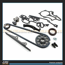TIMING CHAIN GEAR HD STEEL RAIL KIT for 85-95 2.4L TOYOTA 4RUNNER PICK UP 22RE