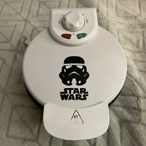 Star Wars Stormtrooper Waffle Pancake / Maker