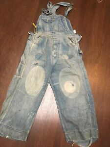 RRL double rl new overalls seal wash colection size 37/23 ambrose unisex