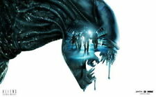 64887 Aliens - Classic Terror Shooting Space Hot Wall Print POSTER UK