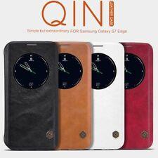 Fundas con tapa Nillkin de piel para teléfonos móviles y PDAs