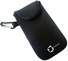 GENUINE INVENTCASE BLACK NEOPRENE POUCH CASE COVER BAG FOR XIAOMI MI NOTE 2