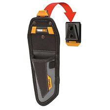ToughBuilt Tool Belt Pouch Lineman's Knife Pouch With ClipTech TB-CT-30-L
