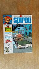 SPIROU N°1900 / DU 12 SEPTEMBRE 1974 / AVEC SUPPLEMENT DROLE D'EPOQUE / B+.