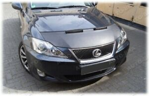Car Hood Bra fits Lexus IS 250 2005 - 2013  Bonnet Mask Auto-Bra Tuning