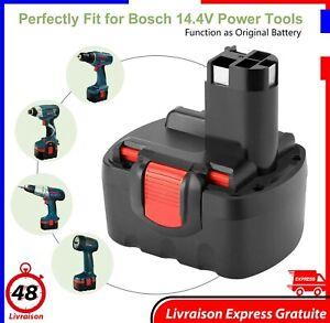 Batterie Remplacement Compatible Bosch14.4V 3500mAh Bricolage Outillage