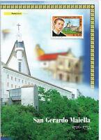 ITALIA -FOLDER 2005 - SAN GERARDO MAIELLA - VALORE FACCIALE € 7,00 sconto 30%