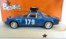 MATRA Djet 5S #179 Monte Carlo 1966 Pescarolo/Jaussaud  1/43 BIZARRE BZ309