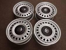 """18"""" STEEL WHEELS & CENTRES VW T5, VW T6  SILVER 5x120 AMAROK"""
