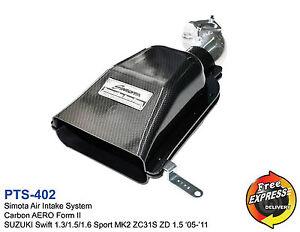 Air Intake System SUZUKI Swift 1.3 1.5 1.6 Sport MK2 ZC31S ZD 1.5 2005-2011