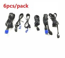 Cable Kit for Corsair HX750 HX850 HX1050 6Pin CPU 8/(6+2)Pin SATA/IDE Cable