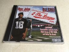 NEW Sealed Renz Julian - 2 The League MixTape CD West Coast Gangsta Clyde Carson