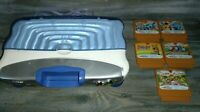 Vtech V.Smile V-Motion Active Learning Console w/ 5 games needs controllers