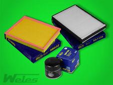 INSPEKTIONSPAKET OPEL Astra H 1,6 1,8 2,0 Turbo Luftfilter Ölfilter Pollenfilter