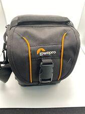Lowepro Adventura SH 120 II Shoulder Bag for DSLR Camera, Removable Strap