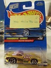Hot Wheels Splittin' Image II (Has Sting Ray III base)