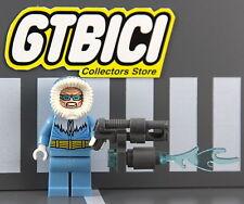 LEGO SUPER HEROES DC MINIFIGURA  `` CAPTAIN COLD ´´  Ref 76026  100X100 ORIGINAL