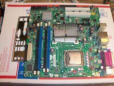Intel DQ965GF LGA 775 Motherboard with Intel Core 2 Duo CPU E6600 tested