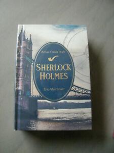 NEU Buch Sherlock Holmes Die Abenteuer Bd 2 Coppenrath Schmuckausgabe