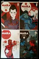 MARA  #1, 2, 3 & 4  (Image Comics) NM; Comic Book